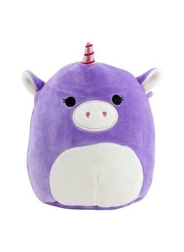 Neco NECO TOYS Mor Unicorn Squishmallows Peluş Oyuncak 20 cm Renkli